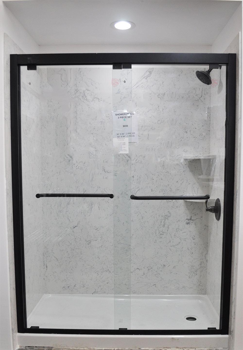 Shower Panel